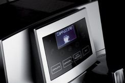 DeLonghi Digital Automatic Cappuccino, Latte, Macchiato and Espresso Machine - click to enlarge