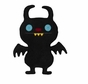 UglyDoll Ninja Batty Shogun 12 inch Classic Plush Doll