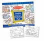 Melissa and Doug Jumbo Coloring Pad : Blue