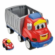 Fisher-Price Little People Wheelies Zig The Big Rig - click to enlarge