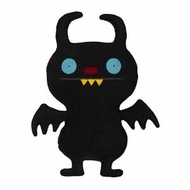 UglyDoll Ninja Batty Shogun 12 inch Classic Plush Doll - click to enlarge