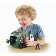 Fisher-Price Imaginext Disney/Pixar Toy Story 3 - Tri-County Sanitation Truck - click to enlarge