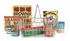 Melissa and Doug Grocery Basket - click to enlarge