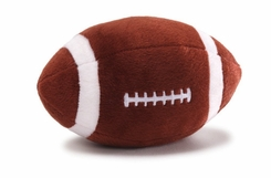 Gund 4030325  Football 4 Inch Plush - click to enlarge