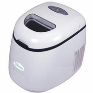 Ragalta RIM1000 White Deluxe Ice Cube Maker - click to enlarge