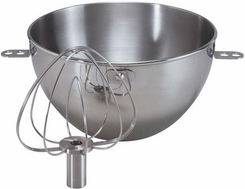 KitchenAid KN3CW 3 quart Bowl and Combi Whip - click to enlarge