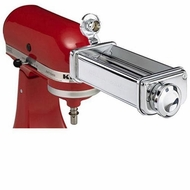 KitchenAid KPSA Stand-Mixer Pasta- Roller Attactchmen - click to enlarge