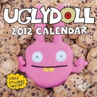 Uglydoll 2012 Mini Wall Calendar - click to enlarge