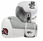 Hayabusa Official MMA Tokushu 16oz Sparring Gloves, White/Grey