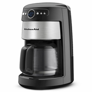 KitchenAid KCM222 14-cup Glass Carafe Coffee Maker - click to enlarge