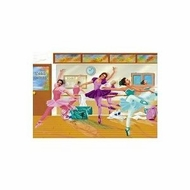 Melissa and Doug 100 pc Ballet Recital Cardboard Jigsaw - click to enlarge