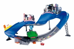 Cars Micro Drifters Super Speedway Playset - click to enlarge