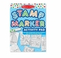 Melissa and Doug Stamp Marker Activity Pad - Blue