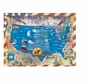 Melissa and Doug 0500 pc Map of the U.S.A. Cardboard Jigsaw