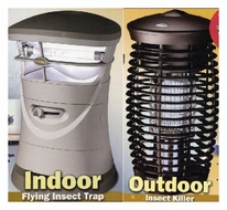 Stinger MA06 & UVB45 Indoor & Outdoor Insect Killer Combo - Total Home Defense - click to enlarge