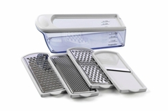 Progressive International HG-85 6-Piece Grater Set - click to enlarge