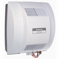 Honeywell Whole House Fan-Powered Humidifier w/ Installation Kit HE360A1075 - click to enlarge