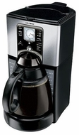 Mr. Coffee FTX41 12 Cup Programmable Coffeemaker - click to enlarge