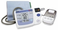Omron HEM-705CP Automatic Blood Pressure Monitor w/ Printer - click to enlarge