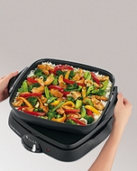 Hamilton Beach 38500 Nonstick Skillet Griddle - click to enlarge