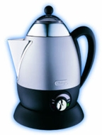 DeLonghi DP6ST Retro Cordless Percolator - click to enlarge