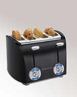 Hamilton Beach 24647 4 Slice Bagel Toaster - click to enlarge