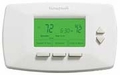 Honeywell Vision 7400 Conventional 5-1-1 Day Programmable Thermostat - click to enlarge