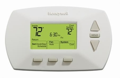 Honeywell Focus 6300B 5-2 Days Programmable Thermostat - click to enlarge