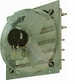 TPI CE 14-DS 14'' Shutter Mounted Direct Drive Exhaust Fan