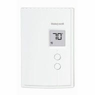 Honeywell RLV3120A1005/H Digital Non-Programmable Thermostat for Electric Baseboard Heating - click to enlarge