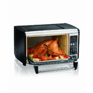 Hamilton Beach 31230 Set & Forget Toaster Oven with Convection Cooking - click to enlarge