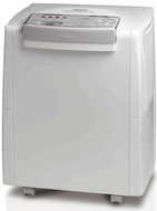 DeLonghi DE40P 40 Pint Dehumidifier w/ Pump - click to enlarge
