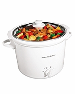 Proctor Silex 33060 6 Quart Slow Cooker - click to enlarge
