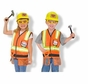 Melissa and Doug Construction Worker Costume Set