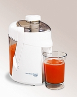 Hamilton Beach 67811 HealthSmart Juice Extractor - click to enlarge