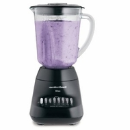 Hamilton Beach 50242N WaveMaker 10-Speed Blender, Black - click to enlarge