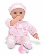 Melissa & Doug 4881 Jenna Doll - click to enlarge