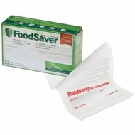 FoodSaver #FSFSBF0116-000 28CT PT Foodsaver Bags - click to enlarge