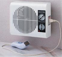 Seabreeze SF12ST ThermaFlo Bathroom Electric Heater - click to enlarge