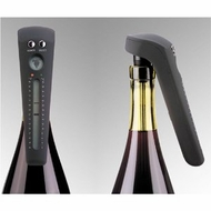 Cork Pops 40000 Electronic Wine Thermometer - click to enlarge
