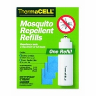 ThermaCELL R-1 Mosquito Repellent Refill - 1 Cartidge and 3 Mats - click to enlarge