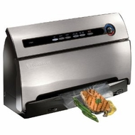 FoodSaver V3835 Vacuum Food Sealer with SmartSeal Technology - click to enlarge