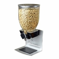 Zevro PDE100 Indispensable Premier Designer 17.5oz Dry-Food Dispenser, Silver - click to enlarge