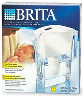 BRITA 35528 Baby Drinking Water Pitcher - click to enlarge