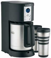 Hamilton Beach 45238 Stay or Go Deluxe Thermal Coffeemaker - click to enlarge