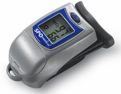 PulseOx 5500 Finger Pulse Oximeter - click to enlarge