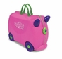 Melissa and Doug 5401 Trunki Trixie Rolling Kids Luggage (Pink)