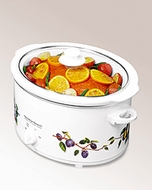 Hamilton Beach 33158 Double Dish 5 Quart Slow Cooker - click to enlarge