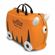 Melissa and Doug 5402 Trunki Sunny Rolling Kids Luggage - click to enlarge