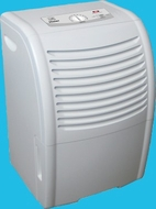 Haier HD306 30 Pint Dehumidifier - click to enlarge